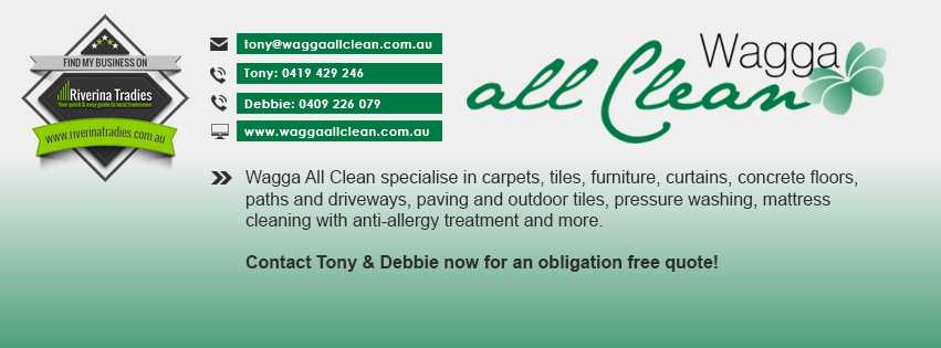 contact | Wagga All Clean